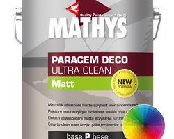 PARACEM® DECO ULTRA CLEAN